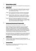 MINUTES OF NEIGHBOURHOOD PANEL MEETING HELD ON ... - Page 4