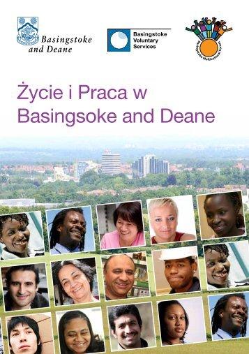 1 Å»ycie i Praca w Basingsoke and Deane - Basingstoke Voluntary ...