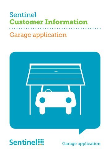 Parking and garages - Sentinel Housing Association