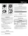 Programming a user code - Sentry® Safe - Page 5