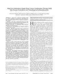 Head Lice Infestation: Single Drug Versus Combination ... - sepeap