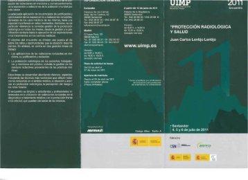 Programa curso UIMP PR Salud7-11 - SEPR