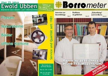 auch im Borro - Borromäus-Hospital gGmbH
