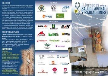 Programa Salud Laboral y Radiaciones - SEPR