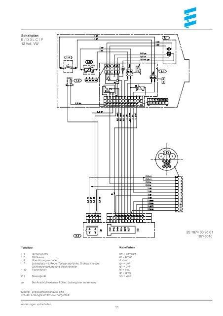 Vw T4 Motorsteuergerat Schaltplan