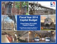 FISCAL YEAR 2014 - Septa