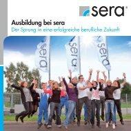 Ausbildung bei sera - Seybert & Rahier GmbH + Co. Betriebs-KG