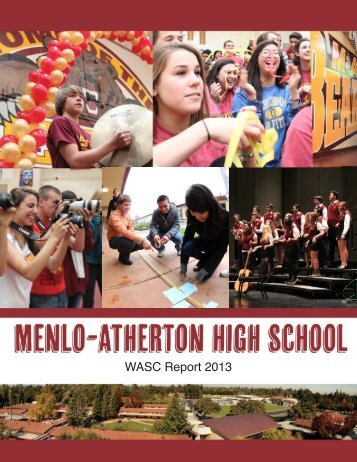 WASC Self-Study Report - Sequoia Union High School District