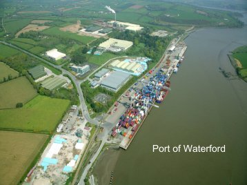 Mr. Stan McIlvenny - Port of Waterford - South-East Regional Authority