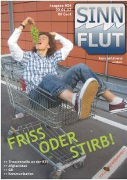PDF-Version zum Download - die sinnflut