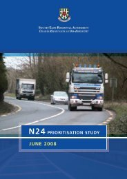 N24 Prioritisation Study - South-East Regional Authority