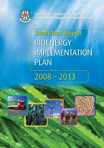 Bioenergy Implementation Plan - South-East Regional Authority