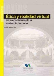 Ética y realidad virtual en la enseñanza de la anatomía humana