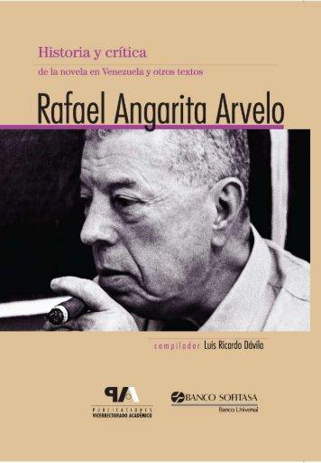 Historia y crítica de la novela en Venezuela y otros textos