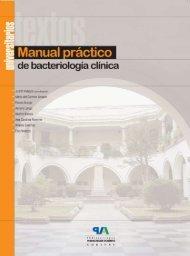 Manual práctico de bacteriología clínica - Universidad de Los Andes