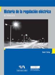 Historia de la regulación eléctrica en Venezuela - Universidad de ...
