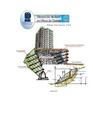 Manual de Anclajes en Obras de Tierras - Universidad de Los Andes