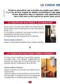 VOTRE EAU CHAUDE ELECTRIQUE - SERC - Page 6