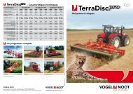 Brochure Déchaumeurs à disques TerraDisc pro (pdf / 1737 KB)