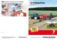 Broschüre V&N Feldspritzen IN/IS (pdf / 8723 KB)