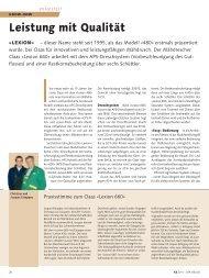 Praxistest Lexion 660