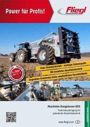 Produktinformationen Abschiebe-Dungstreuer ADS (pdf / 1027 KB)