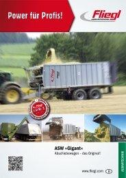 Produktinformationen Abschiebewagen ASW (pdf / 3613 KB)