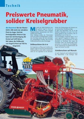 Bericht Praxistest MasterDrill (pdf / 1349 KB)