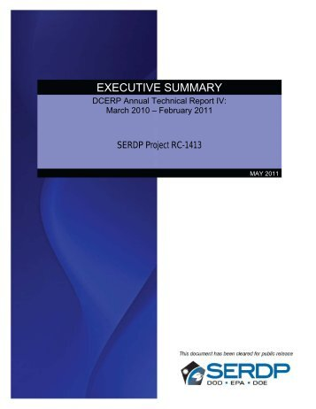 Executive Summary for Annual Report 2010 - Strategic ...