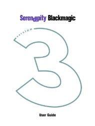 Version 3.0 - Serendipity Software