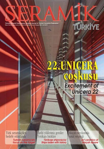 Excitement of Unicera 22 - Seramik Federasyonu