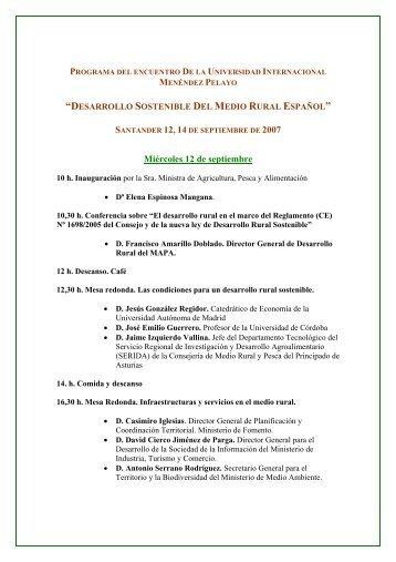 programa en formato pdf - Servicio Regional de Investigación y ...