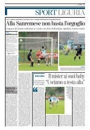 26/05/2008 Play Out - gare di ritorno - Gironi A - serie d news