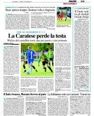 02/11/2007 Campionato 10a Giornata: Girone B - serie d news