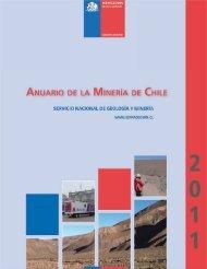 Anuario de la Mineria 2011 - Sernageomin