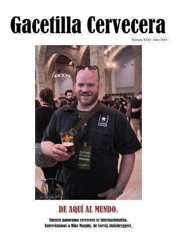 Gacetilla Cervecera XXIV