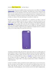 NewNow iPhone 5 Battery Case – You Won't Miss It.pdf
