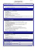 Sicherheitsdatenblatt - SERVA Electrophoresis GmbH - Seite 5