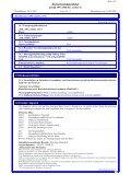 Sicherheitsdatenblatt - SERVA Electrophoresis GmbH - Seite 6