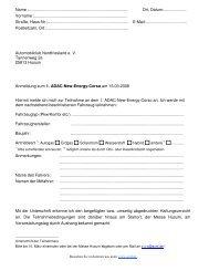 Anmeldung NE - Server-husumwind.de