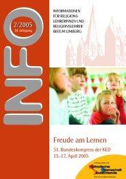 Freude am Lernen - Service.bistumlimburg.de - Bistum Limburg