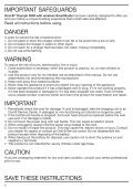 professional caretm - Braun Consumer Service spare parts use ... - Page 5