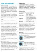 professional caretm - Braun Consumer Service spare parts use ... - Page 7