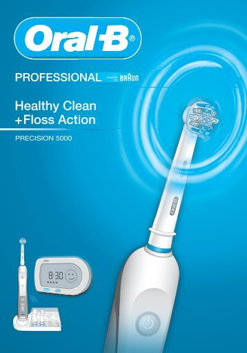 Healthy Clean +Floss Action Cle Acti ean ion - Braun Consumer ...