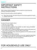 Series3 - Braun Consumer Service spare parts use instructions ... - Page 4