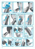 cruZer - Braun Consumer Service spare parts use instructions ... - Page 4