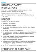 cruZer - Braun Consumer Service spare parts use instructions ... - Page 5