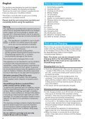 °CoolTec - Braun Consumer Service spare parts use instructions ... - Page 6