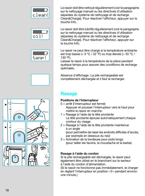 + Syncro System 7570 - Braun Consumer Service spare parts use ...