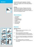 8000 - Braun Consumer Service spare parts use instructions manuals - Page 4